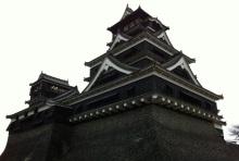 スタッフエージェントの軌跡-熊本城