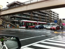 スタッフエージェントの軌跡-熊本 路面電車
